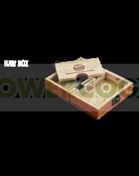 Caja RAW de Madera