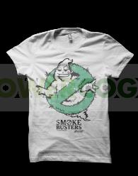 Camiseta Smoke Busters