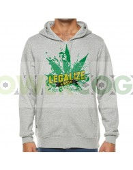 Sudadera Legalize