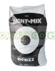 Sustrato Light-Mix 50 Lt (Bio Bizz)