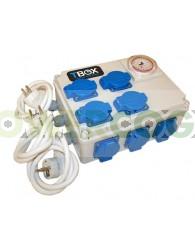 Temporizador de 12x600W TEMPO BOX