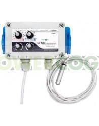 Controlador de Temperatura y Humedad Baja Presión