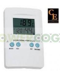 Termómetro Higrómetro Digital Máx/Mín CORNWALL