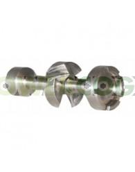 Tornillo de Titanio 19 mm (accesorio BHO)