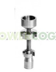 Tornillo Ajustable Titanio 14-18mm BHO