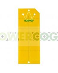 Trampas Adhesivas Amarillas Control de Plagas