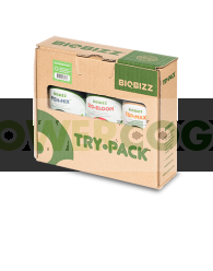 TRY PACK OUTDOOR (BIOBIZZ)