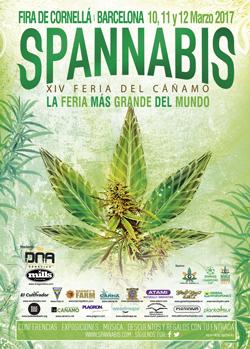Feria del cáñamo Spannabis 2017