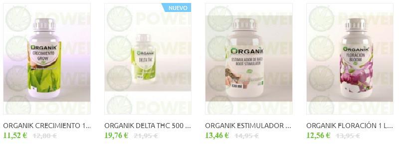 Ferlilizantes Naturales Organik