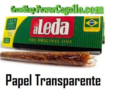 PAPEL TRANSPARENTE DE CELULOSA