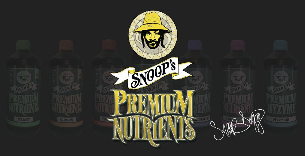 SNOOP'S PREMIUM NUTRIENTS SNOOP DOG