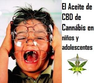 ¿Qué beneficios puede tener el CBD del cannabis sobre mi hijo?