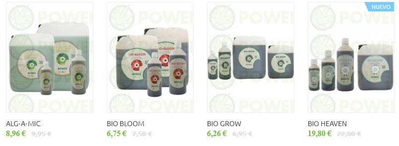 BioBizz Abonos Ecológicos