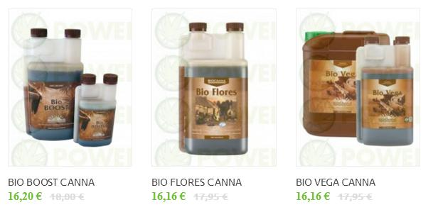 Bio Canna Fertilizantes Ecológico